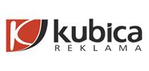 Kubica - návrhy a realizace reklamy