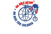 Na kole dětem - logo